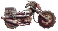 Goffs Warbike