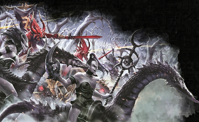 File:Seekers of Slaanesh and Bloodcrushers assault the Eldar on Ursulia.png