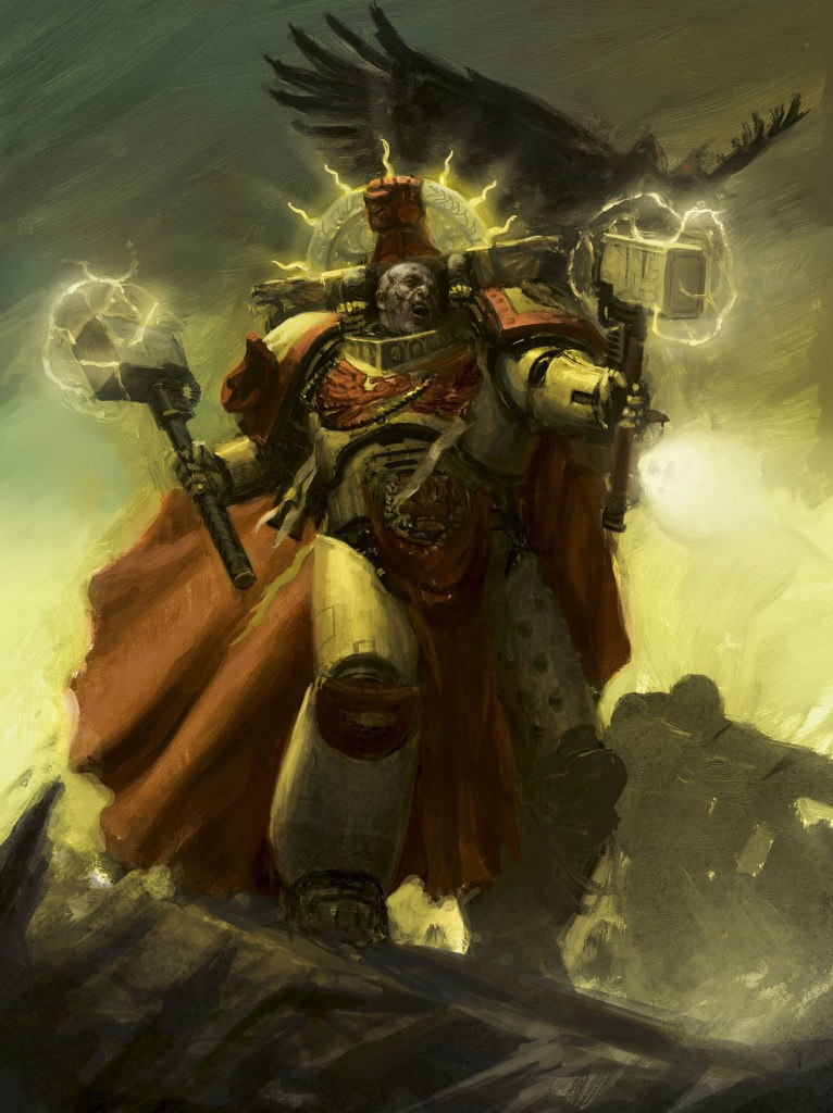 Chapter Master Warhammer 40k Fandom Powered By Wikia