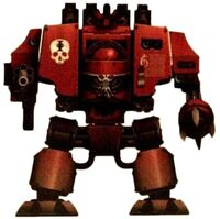 Red Hunters Venerable Dreadnought