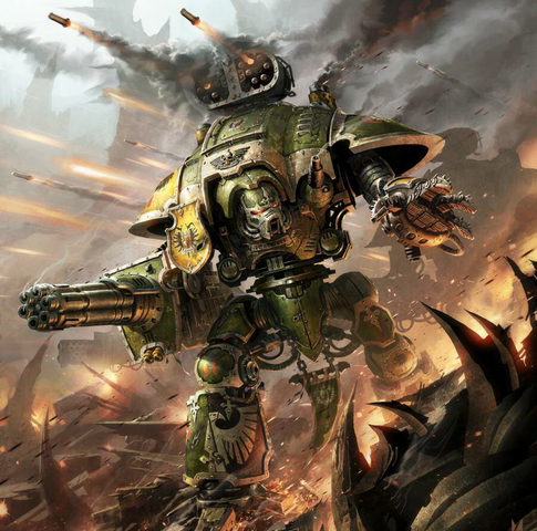 File:House Cadmus Knight Warden vs Tyranids.png