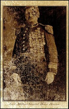 Lord Militant General Hector Dravere