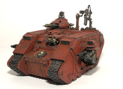 MechanicumLandRaider