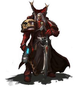 Mephiston wargear