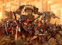 Image result for skitarii