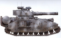 Lucius Baneblade of Konigs 9th Heavy Tank Company