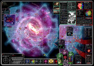 Warhammer40k Galaxy Map
