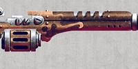 Galvanic Rifle