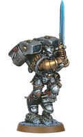 Iron Fists Assault Marine