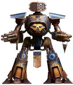 Reaver-class Titan1