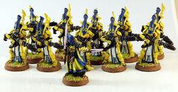 Spiritseer guards