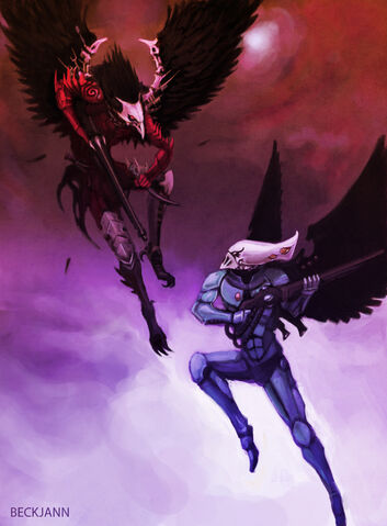 File:Scourge vs swooping hawk by beckjann-d3atl5w.jpg