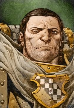 Mereir Astelan Chapter Master