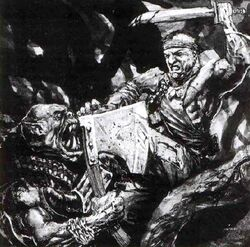 Ork Hunter vs. Ork