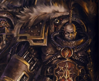 Abaddon The Despoiler-Warmaster of Chaos