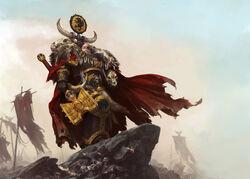 Ulrik the Slayer portrait