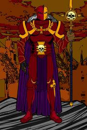 Delcon power armour