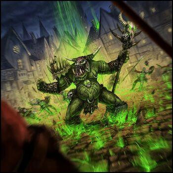 Greenskin Magic