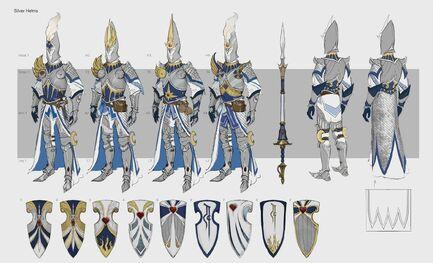Total-war-warhammer-2-concept-art-high-elf Silver Helms