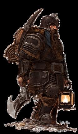 Dwarf Ranger-1