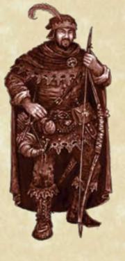 Warhammer Bretonnia Herrimault