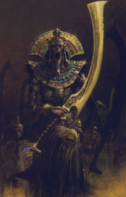 Warhammer Tomb Kings Arts
