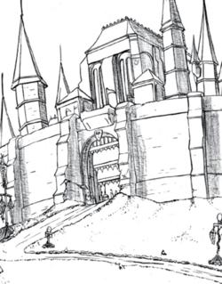 Warhammer Nuln Palace