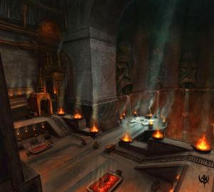 Dwarf Interior