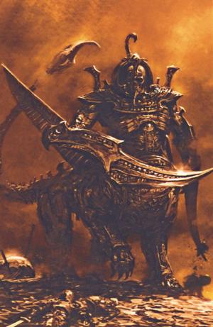 Warhammer Tomb Kings Necrosphinx