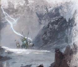 Warhammer End Times Maggot Riders