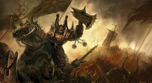 Warhammer Khornate Army