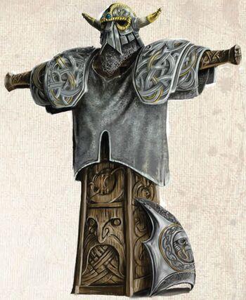 Gromril Armour