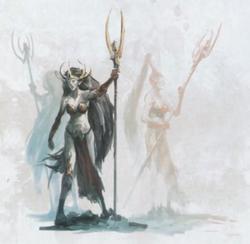 Blood Coven Dark Elves