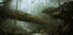 Warhammer Lustrian Rainforest