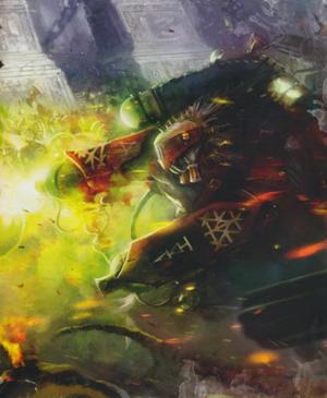 Warhammer Skaven Stormfiend