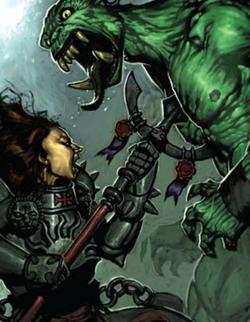Warhammer Cultist of Myrmidia