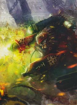 Warhammer End Times Stormfiend