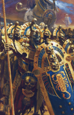 Warhammer Tomb Kings Tomb Guard
