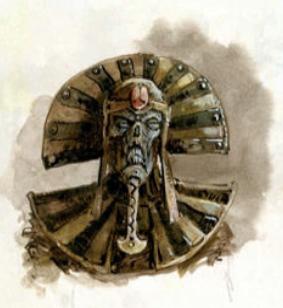 Phar of Numas Tomb Kings End Times Colour Illustration