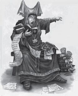 Cult Attendant