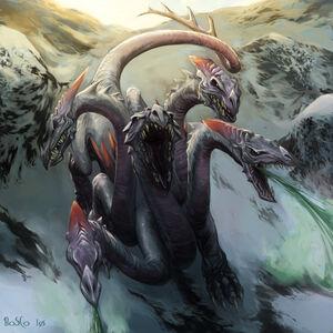 Warhammer War Hydra
