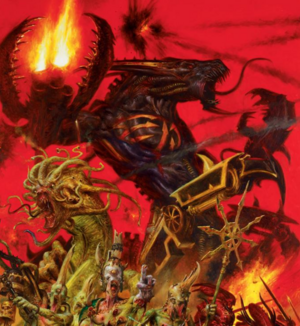 Warhammer Soul Grinder