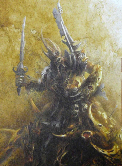 Warhammer Kayzk the Befouled