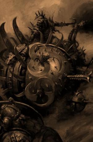 Warhammer Skaven Doom-Flayer