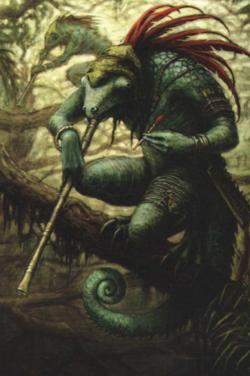 Warhammer Lizardmen Chameleon Skinks