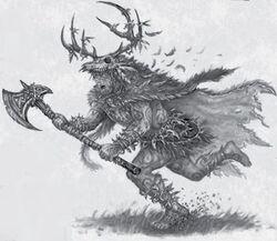 Horned Hunter