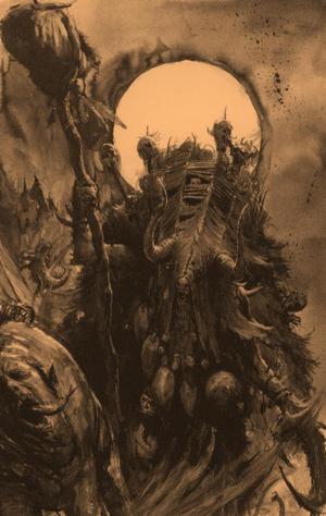 Warhammer Beastmen Morghur