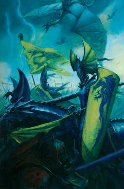 Warhammer Dragon Princes