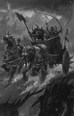 Chaos Chariots