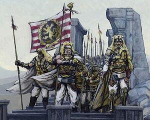 Warhammer Leopolds Leopard Company